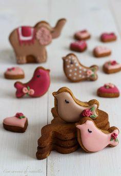Con aroma de vainilla: Galletas de nuez y sirope de arce por San Valentín