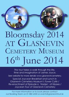 Bloomsday at Glasnevin