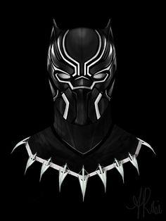 Image result for black panther minimalist banner