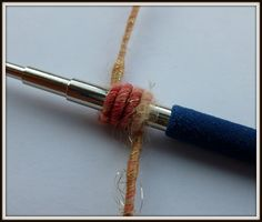 wooly wire bead tutorial