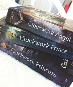 The Infernal Devices series by Cassandra Clare.
