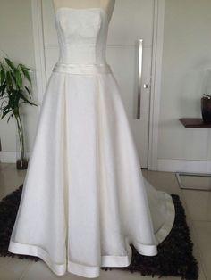 Vestido de Noiva - lateral