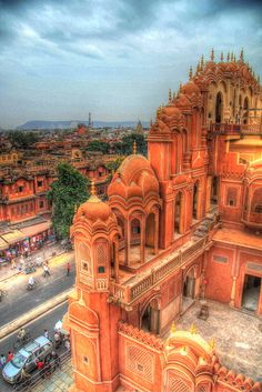 Hawa Mahal- An amazing piece of architecture in Jaipur