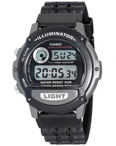 Kevin Hart wears this Casio W87H-1V sports watch in the 2015 movie Get Hard.