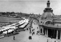 Celebracion de el 140 Aniversario de la Ciudad de Mar del Plata.(Videos) Neoclassical Architecture, Art And Architecture, Bristol, Belle Epoque, Paris Skyline, Louvre, Country, Building, Travel