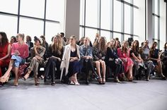 Deepika Padukone Photos Photos - (L-R) Meredith Melling, Selah Marley, Camila Morrone, Sistine Stallone, Princess Maria-Olympia of Greece and Denmark, Coco Konig, Laura Love, Harley Viera-Newton, Emily Ratajkowski, Jourdan Dunn, and Deepika Padukone attend the Michael Kors Collection Fall 2017 runway show at Spring Studios on February 15, 2017 in New York City. - Michael Kors Collection Fall 2017 Runway Show - Front Row