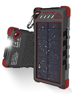 Cell Phone Battery Charger, Solar Phone Chargers, Solar Charger, Portable Solar Power, Special Deals, Solar Panels, Usb, Outdoor, Sun Panels