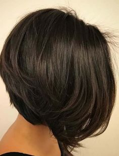 Classic short black hairstyles and haircuts ideas for women to create and sport in 2018. When you're searching for the short haircuts with different hair colors then you can see that how amazingly black color gives them fantastic charm and look. Here we've posted a list of best styles of short black haircuts for 2018.