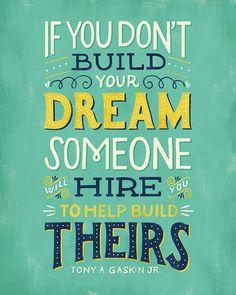 Dream Poster on Behance