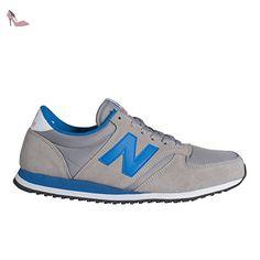 790v6, Chaussures de Fitness Femme, Multicolore (Grey/Blue), 40.5 EUNew Balance