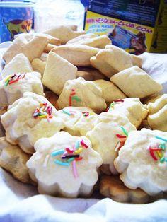 La Casa di Betty: Biscotti  alla Panna