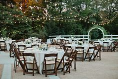 Brides: This Nashville Farm Wedding Was Made Complete With a Southern Biscuit Bar