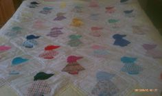 Sunbonnet Sue by Sewfrench, via Flickr