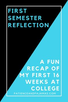 semester reflection My end-of-the-semester reflection letter by darin dabney student, university of central florida the semester is finally over finals didn't last forever, and we got through it with the new year, many.