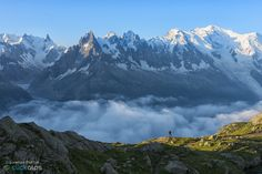 Sunrise over the clouds by Lorenzo Mattei on 500px