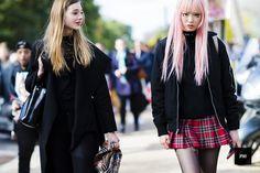 Estella Boersma and Fernanda Ly – Paris