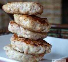 Chicken Bacon Sliders #justeatrealfood #cavegirlcuisine