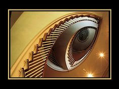 """Eye of the Staircase"" ~ jacquelynn buck"