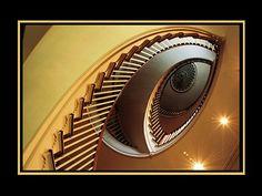 """Eye of the Staircase"" ~ jacquelynn buck"