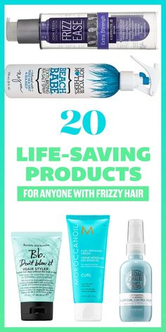 20 Life-Saving Products For Anyone With Frizzy Hair - Hair Loss Treatment Argan Oil For Hair Loss, Hair Loss Shampoo, Stop Hair Loss, Prevent Hair Loss, Buzzfeed, Frizzy Wavy Hair, Thick Hair, Frizzy Curly Hair Products, Best Wavy Hair Products