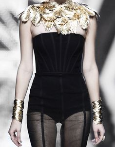 empress-empire // hello & welcome, lovely - [Unknown] Aristocrazy {Fall/Winter 2014}