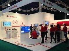 Vodafone Nederlands. First to use FaceTalk in their healthcare protfolio