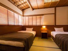和室にベッド|素敵なコーディネート画像20選と畳を傷めない方法 白雲本館 ベッドルーム付客室(和室10畳+ベッドルーム+広縁)