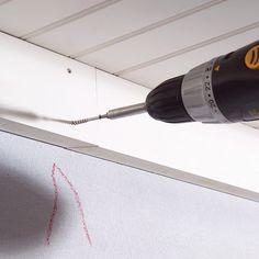 Cutting and Installing Plastic Azek Trim — The Family Handyman Woodworking Guide, Custom Woodworking, Woodworking Projects Plans, Teds Woodworking, Pvc Trim Boards, Pvc Board, Azek Trim, Galvanized Nails, Trim Carpentry