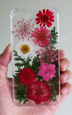 iphone 6 case,Real flowers case