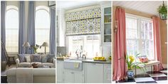 Be smart about your drapes  — they're one of the most important parts of every room.