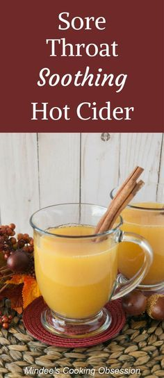 Selecting The Suitable Cheeses To Go Together With Your Oregon Wine Sore Throat Soothing Hot Cider-Have You Caught A Cold This Season And Need Something To Warm You Up And Soothe That Scratchy Throat? Attempt This Simple Sore Throat Soothing Hot Cider Via Drinks For Sore Throat, Easy Family Meals, Easy Meals, Scratchy Throat, Spring Recipes, Winter Recipes, Winter Food, Winter Drinks, Healthy Drinks