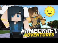 MY NEW NEIGHBOUR! | Minecraft Adventures - Treasure Island #1 /w ItsFunneh (Minecraft Roleplay) - YouTube