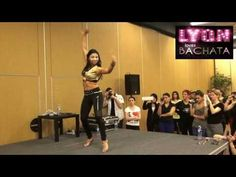 Bachata Lady Style with Deisy at Lyon Loves Bachata 2013 - YouTube