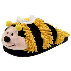 Fuzzy Friends Women's Bumble Bee Slipper > See this awesome image  : Women's Shoes