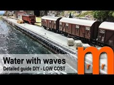 Ocean water with realistic waves LOW COST - Detailed guide DIY - YouTube