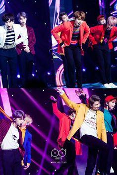 •161016 #BTS #WINGS    SBS INKIGAYO