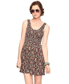 Smocked Tiki Dress - StyleSays