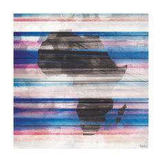 Parvez Taj Africa Print on White Wood Wood Art Printed on White Wood ($215) ❤ liked on Polyvore featuring home, home decor, wall art, wall decor, wood art, los angeles wall art, wood map wall art, wood home decor, cityscape wall art and wooden wall art
