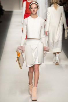 Fendi Fall 2015 Ready-to-Wear Fashion Show: Complete Collection - Style.com