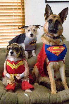 Super-Heroes.