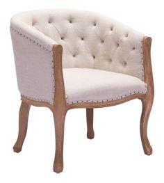 Zuo Modern Shotwell Dining Chair Shotwell Oak Dining Chair Beige Furniture Seating Dining Chairs