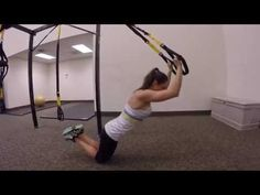 TRX Full Body Workout