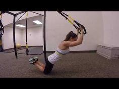 TRX Full Body Workout | Fitness Food Diva
