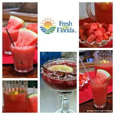 It's a Party with Frozen Watermelon Daiquiri's! - Recipes Food and Cooking Try our Frozen Watermelon Daiquiri for a cool and refreshing summertime adult beverage. Sugar Baby Watermelon, Watermelon Sangria, Frozen Watermelon, Cut Watermelon, Blueberry Margarita, Frozen Drink Machine, Fruit In Season, Daiquiri, Frozen Blueberries
