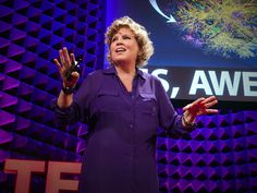 Jill Shargaa: Please, please, people. Let's put the 'awe' back in 'awesome' | Talk Video | TED.com
