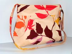 Lisete Handbag Made of Anna Maria Horner Drawing Room by fromnancy, $54.00