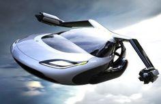 Havalı Konsept Uçan Otomobil Videosunu izleyin şaşıracaksınız