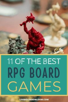 We reviewed the best RPG board games to play. Check out this post to help you find best RPG board games for you and your friends.