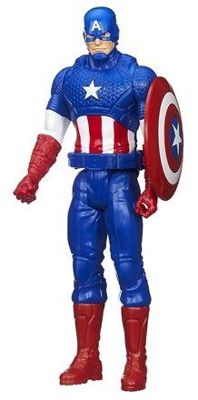 Marvel Avengers Figur Titan Hero Captain America