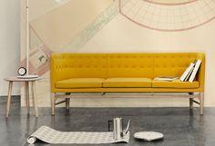 Mayor sofa designed by Arne Jacobsen at twentytwentyone